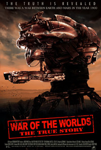 War Of The Worlds Celludroid