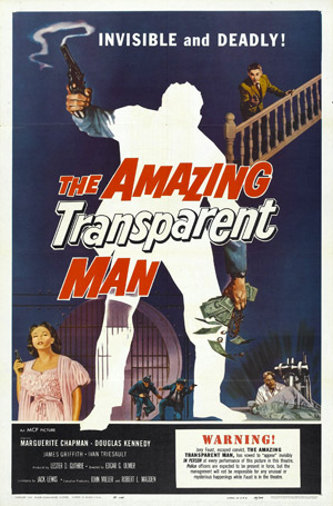 Amazing Transparent Man