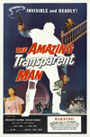 Amazing Transparent Man Celludroid